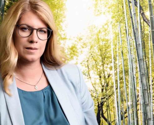 Vanessa Weber ist Geschäftsführerin der Firma Werkzeug Weber GmbH & Co. KG in Aschaffenburg und Unternehmerin aus Leidenschaft.